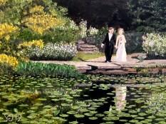 Wedding Day – 12″ x 16″ Oil on Panel